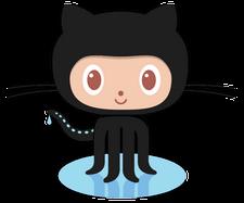 GitHub: Логотип веб-сервиса